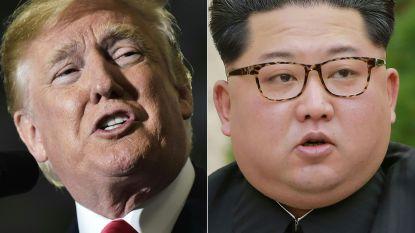 """Trump reageert na opblazen historische top met Kim Jong-un: """"Amerikaans leger staat klaar indien nodig"""""""