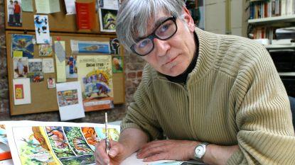 Striptekenaar Johan De Moor wint hoofdprijs op Press Cartoon Belgium