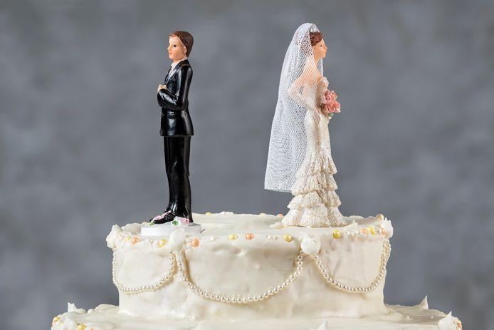 Op Urk draaien partners elkaar het minst de rug toe, daar komen namelijk de minste scheidingen voor.