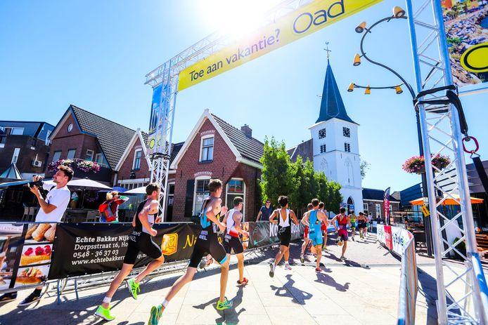 De 36ste editie van Triathlon Holten gaat dit jaar niet door. De organisatie richt zich op het evenement van 2021.