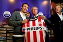Van Mark van Bommel tot Ricardo Rodriguez: als er een nieuwe speler werd gepresenteerd bij PSV, dan was Willy van der Kuijlen erbij.