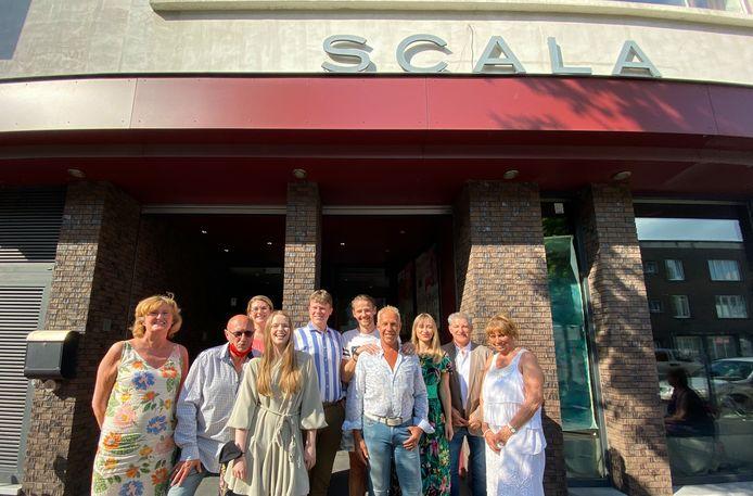 Het vernieuwde huisgezelschap van Theater Scala.