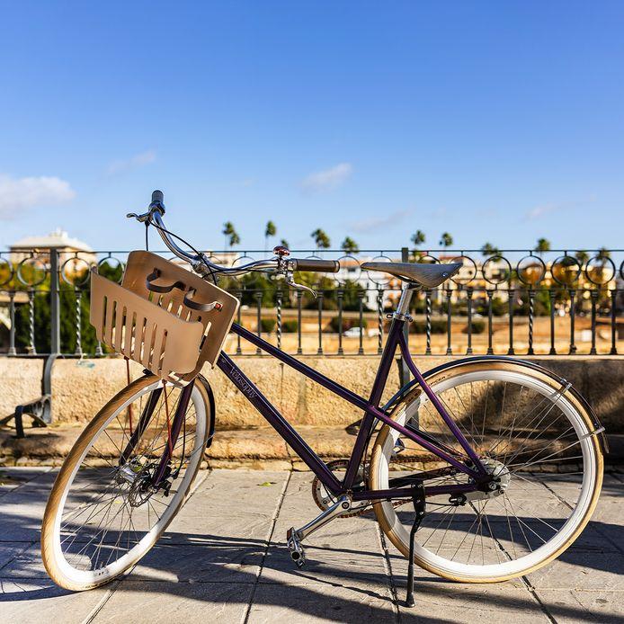 De 'Re:Cycle'-fiets van Velosophy.
