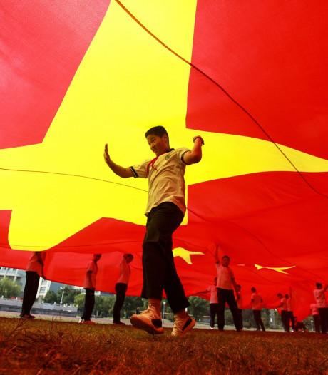 Brabant vertrekt weer naar China, maar begint nog even niet over mensenrechten