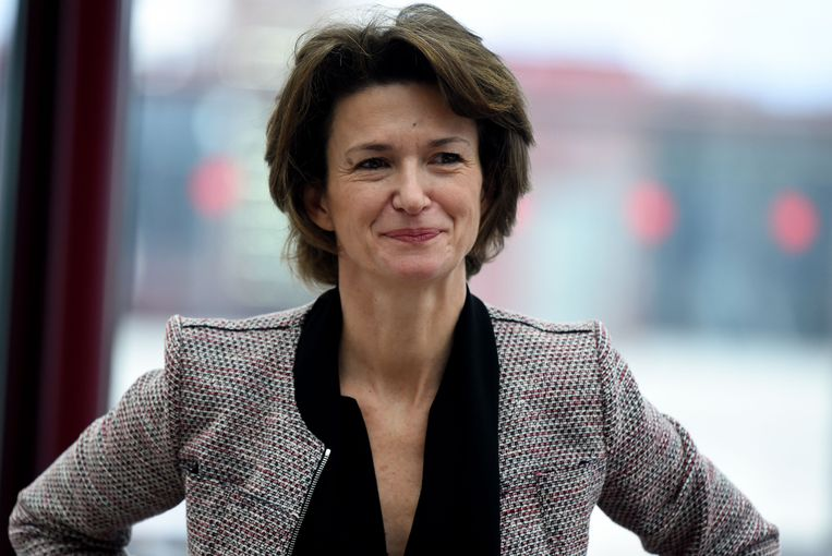 Isabelle Kocher. Beeld AFP