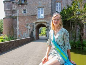 Laure (22) uit Ternat dingt mee naar het kroontje van Miss België