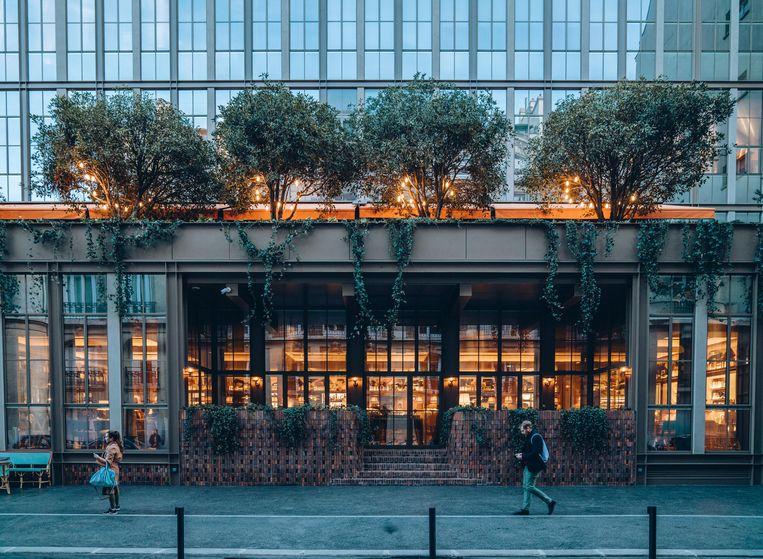 Het nieuwe hotel Brach Beeld Thomas Sweertvaegher