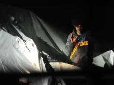 Des images terribles de l'arrestation de Tsarnaev