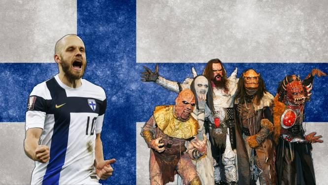EK-QUIZ. Het land van Lordi, Angry Birds en Jari Litmanen, maar hoe goed kent u het Finse voetbal?