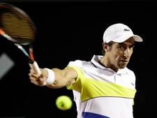 Belgische qualifier slaat titelverdediger Cuevas naar huis in Rio