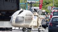 Overvaller ontsnapt met Belgische helikopter uit Franse cel