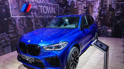BMW populairste automerk in België in januari