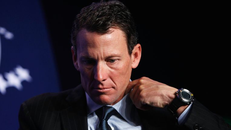 Lance Armstrong. Beeld REUTERS