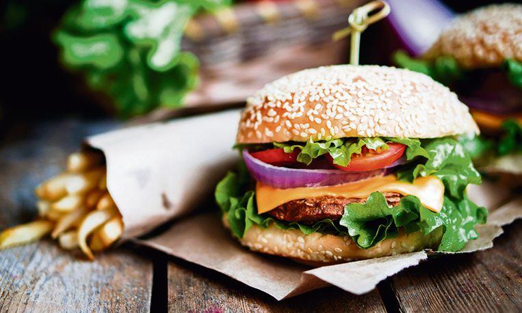 'Junkfood minder slecht dan 3-gangen-diner'