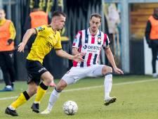 Heerkens incasseert met Willem II in slotminuut tik bij VVV: 'De tweede helft geven we het gewoon zelf weg'