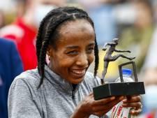 Hassan rouwt niet om kwijtraken wereldrecord: 'Mooi voor de atletiek'