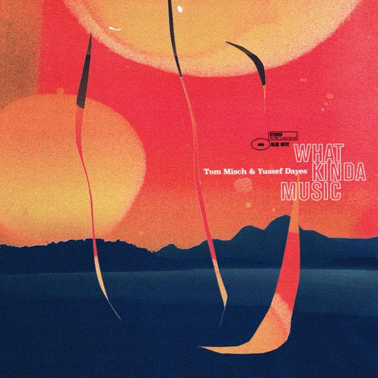 Tom Misch & Yussef Dayes - 'What Kinda Music'. Beeld rv