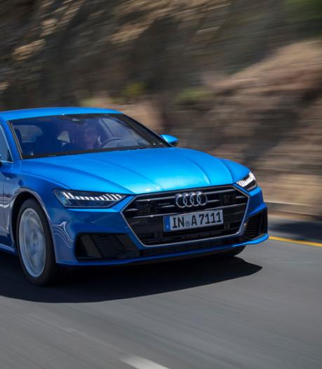 Rijden met de Audi A7: orgie van hightech snufjes