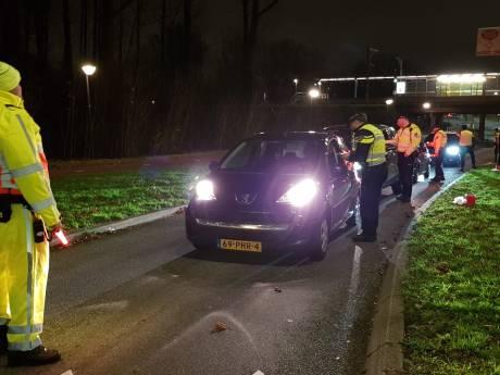Meerdere aanhoudingen bij alcoholcontrole, automobilist slaat op de vlucht
