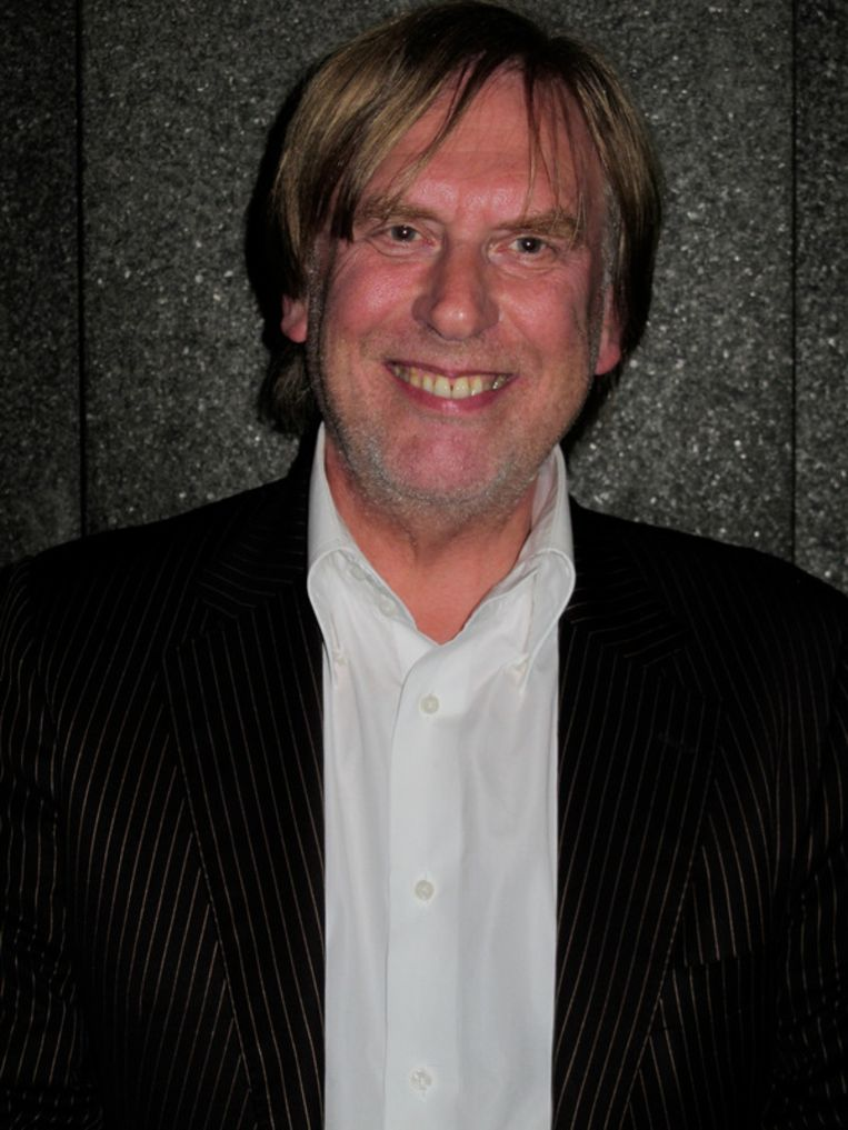 Windmolenpaus Henk Keilman is in zijn eentje. 'Maar er zijn vrienden genoeg.' Beeld