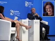 Commotie om interview 'te mooie' Amerikaanse journaliste met Poetin: 'Ze moest hem afleiden'