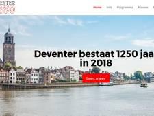 Deventenaar kan voor Deventer 1250 jaar eigen plan indienen