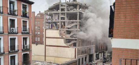 Une puissante explosion détruit un immeuble dans le centre de Madrid: au moins trois morts