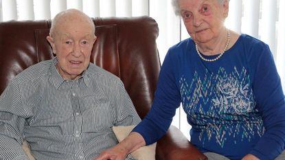 Willy en Leontina vieren briljanten huwelijk