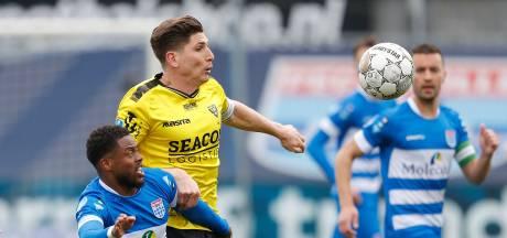 Samenvatting: PEC Zwolle - VVV-Venlo
