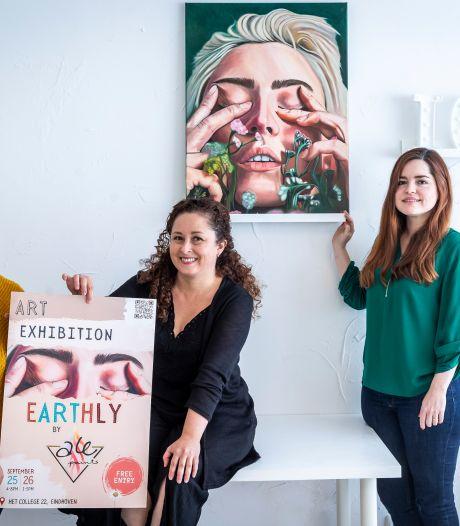 International Creative Women willen zichtbaar zijn in Eindhoven, zoals met exposities