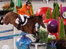 Voor de derde keer op de Olympische Spelen: springruiter Marc Houtzager doet weer een gooi naar het eremetaal