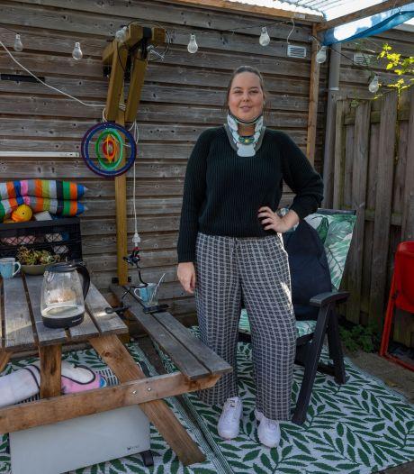 Celeste (27) uit Dronten kan dankzij inzamelactie weer lopen: 'Ik heb een stuk van mijn leven terug'