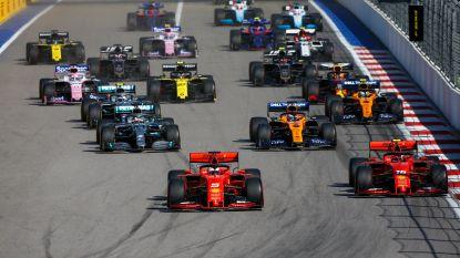 """""""Formule 1 wil aan seizoen beginnen met enkele GP's achter gesloten deuren"""""""