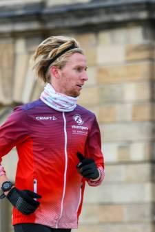 Frank Futselaar loopt in Enschede tweede marathon binnen week