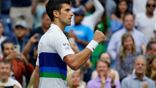 Djokovic komt matige start te boven en bereikt vierde ronde US Open, Zverev ook door