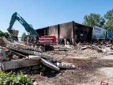 Geen asbest vrijgekomen bij brand sporthal Schuilenburg