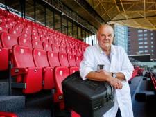 Worstenman Rob (70) staat te popelen om zijn worsten weer te verkopen aan FC Utrecht-fans: 'Heb er zo'n zin in jochie'