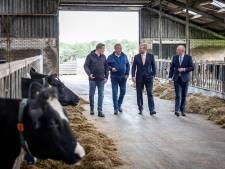 Deze boeren uit Zwartsluis en Sint Jansklooster leggen het de koning uit: 'We zitten elke dag in spagaat'