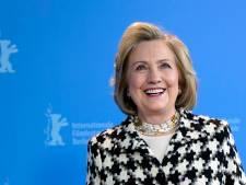 Hillary Clinton prijst voor Oscar genomineerde Srebrenica-film