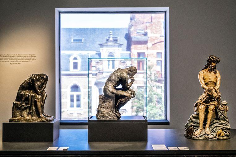 Rodin, Meunier & Minne. Beeld Tim Dirven
