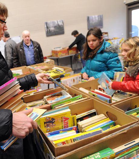 Eindelijk weer Boekenmarkt in Ulvenhout