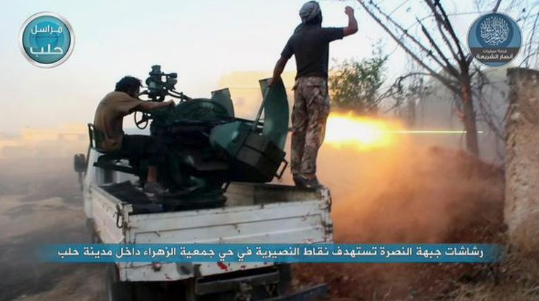 Al Nusra. Beeld AP