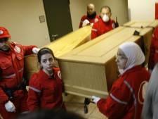 Les corps des reporters français remis aux ambassades en Syrie
