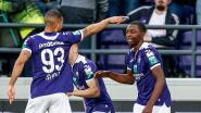 LIVE. STVV krijgt weinig klaar tegen Anderlecht, Kana zesde jongste doelpuntenmaker voor paars-wit