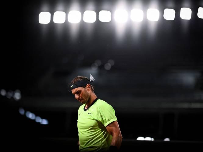 """""""Weer dicht bij die zone van ernstige mentale moeheid"""": de 'coronablues' treft Rafael Nadal, en hij is niet de enige"""