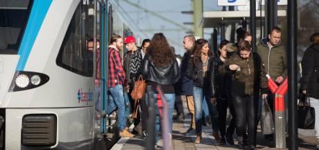 Een tegenslag en het gaat fout op het spoor tussen Doetinchem en Arnhem