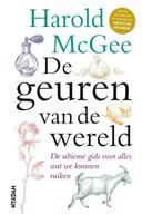 Het boek van Harold McGee: 'De geuren van de wereld'.