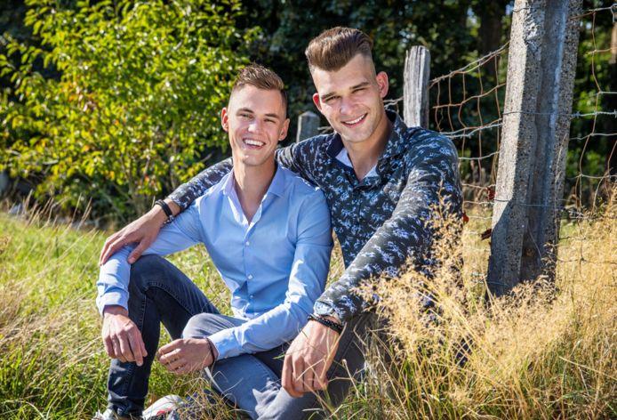 Tristan en Lukas