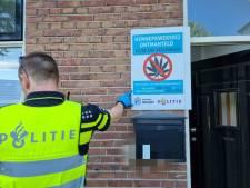 500 hennepplanten aangetroffen in Hengelo, bewoner spoorloos