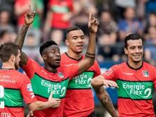 NEC opnieuw te sterk voor FC Emmen, NAC wacht in finale
